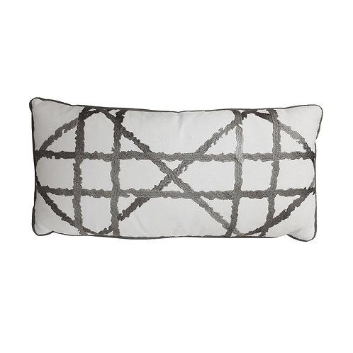 """16"""" x 8"""" Eco Luxe Impello Pillow"""