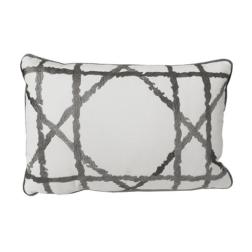 "13"" x 8.5"" Eco Luxe Impello Pillow"