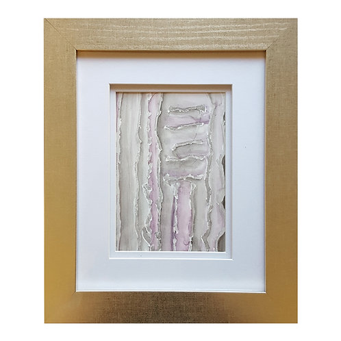 Framed Watercolor- WC2418.6