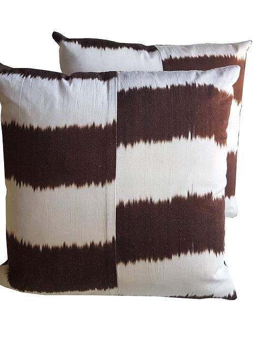 """18""""sq Eco Luxe Banda Pillow"""