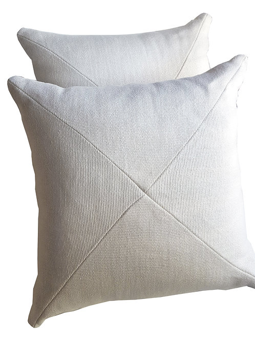 "18""sq Eco Luxe Mitered Pillow"