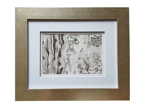 Framed Watercolor- WC1217.2