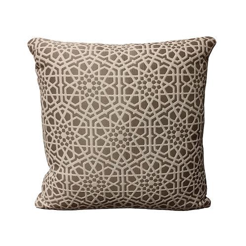 "16""sq Eco Luxe Fontane Pillow"