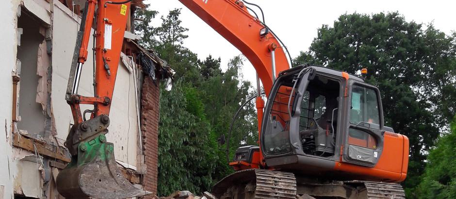 How to Demolish a House