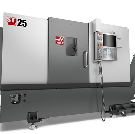 Haas Automation's ST-25 CNC Lathe