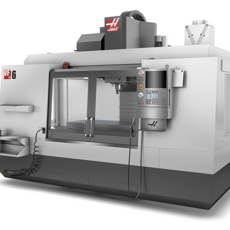Haas Automation's VF-6