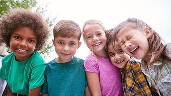 portrait-of-children-on-outdoor-activity