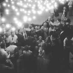 Wedding party, reception