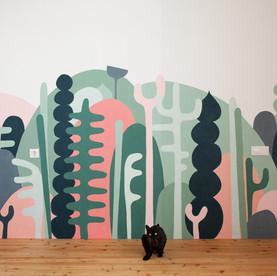 Mural privado