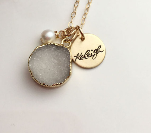 gift bridesmaid necklace shop jewelry products ideas best on wanelo