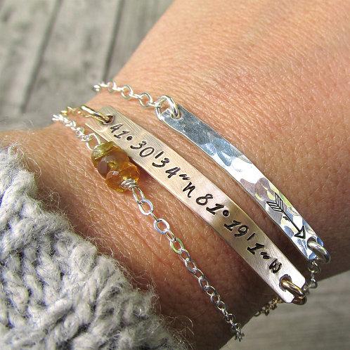 Home - Gold and Silver Bracelet set