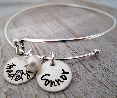 Mommy Bracelet - Personalized Bracelet