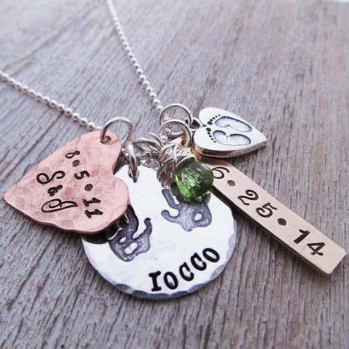 Family Love - Family Necklace