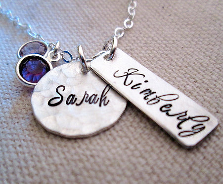 Mothers Necklace - Duo