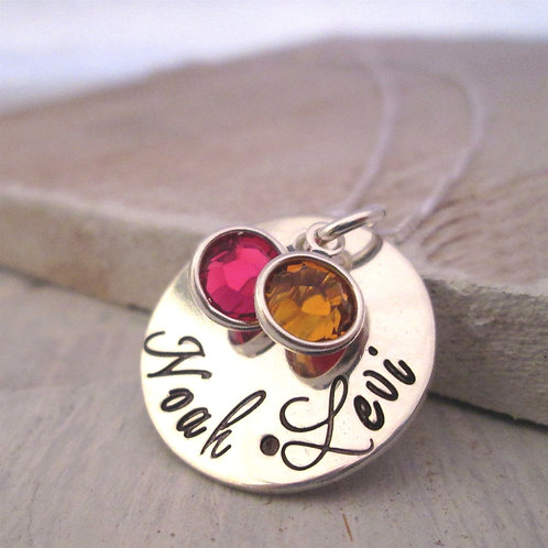 Loved - Hand Stamped Jewelry