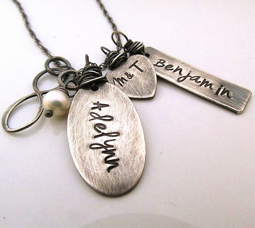Infinate Love - Family Necklace