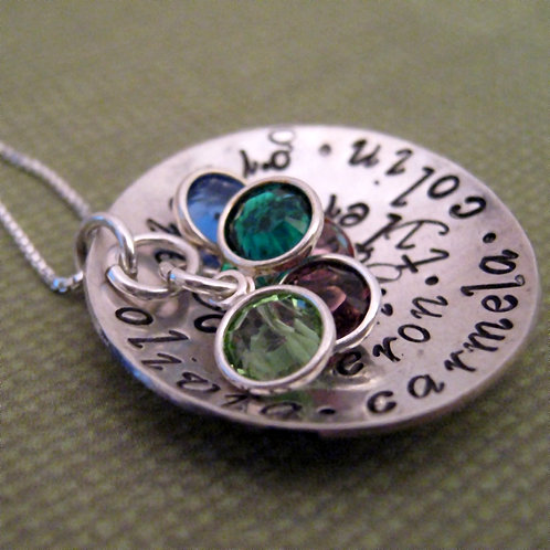Generations Grandmothers Necklace