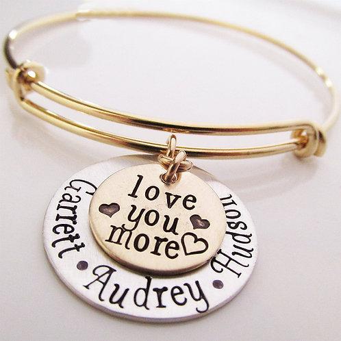 Love You More Bracelet