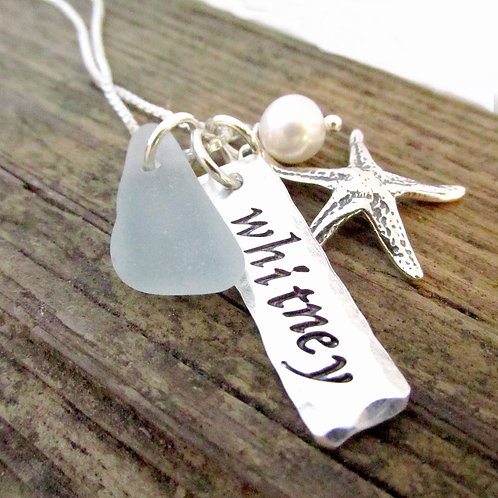 Star Fish Necklace - Beach Necklace