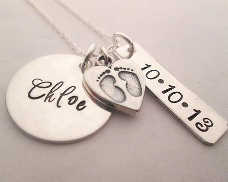 Baby Love  Mother's Necklace