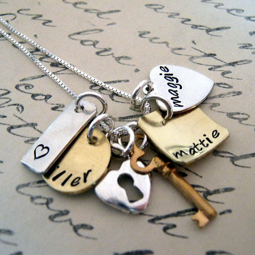 Pieces of Me - Personalized Jewelry