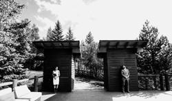 Grand Lake Lodge Wedding - Sid + Jayne