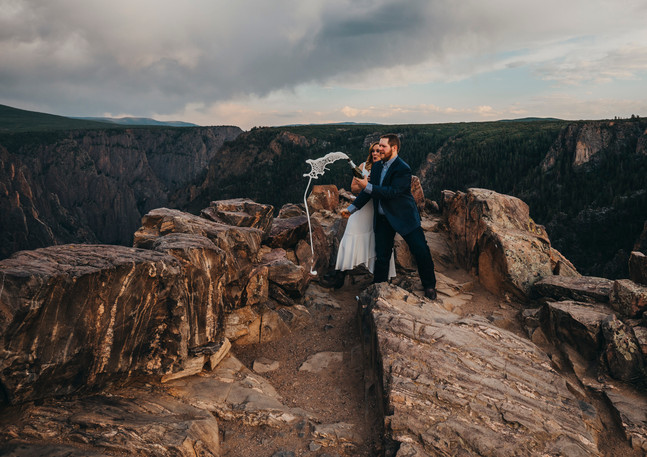 Gunnison Wedding Photographer