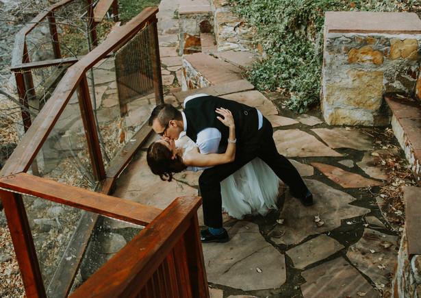 Boulder Creek Canyon Wedding
