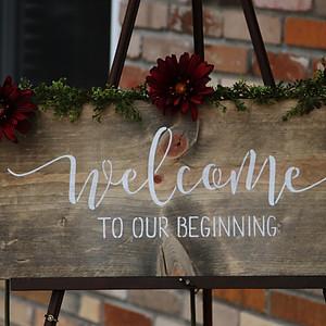 Alexis & Tanner   wedding  