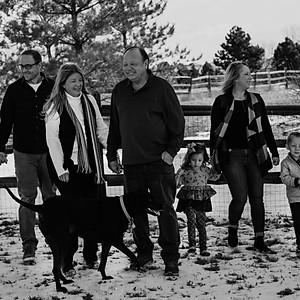 The Turner's   family  