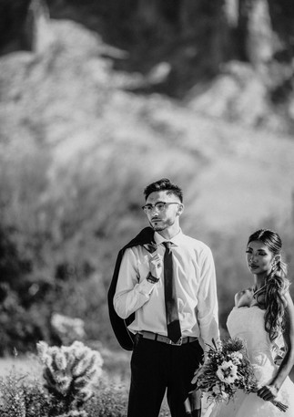 Phoenix Elopement Photographer