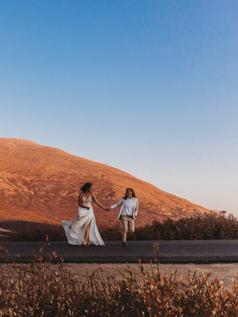 Katie + Alice Guanella Pass Elopement