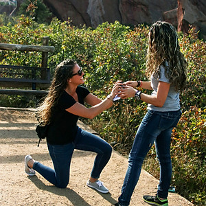 Briana and Veronica ||proposal||