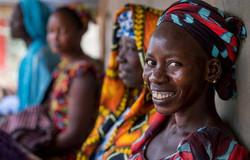 Mujeres de Africa