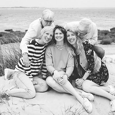 Escapade en famille dans les dunes du Crotoy