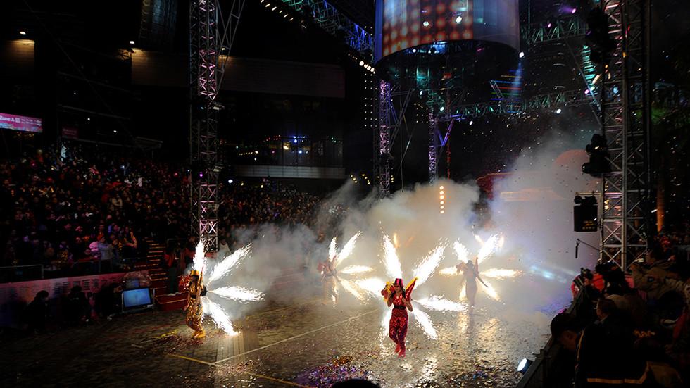 CNY Parade 2012