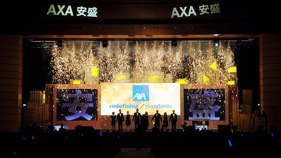 AXA - Rebranding