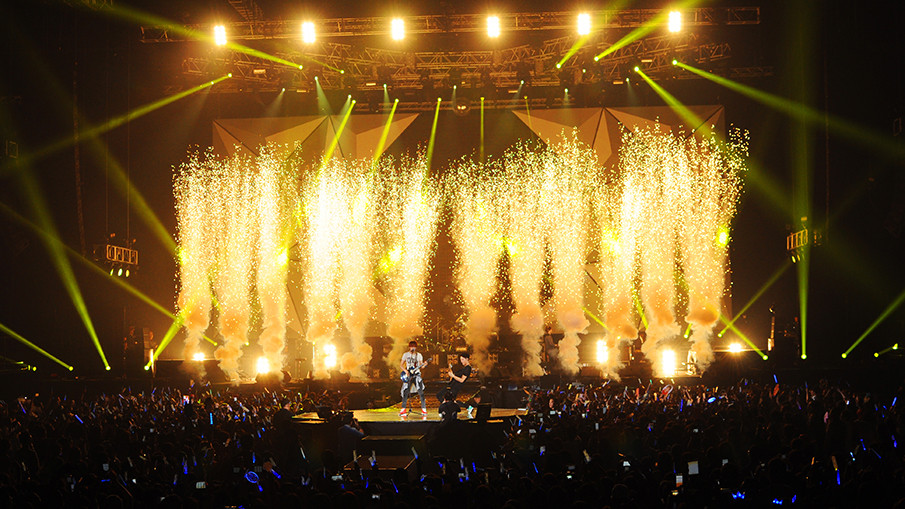 CNBLUE - Can't Stop Live in Hong Kong