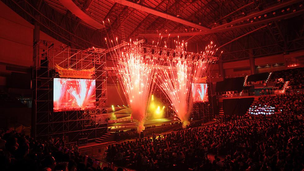 Macau Handover Show