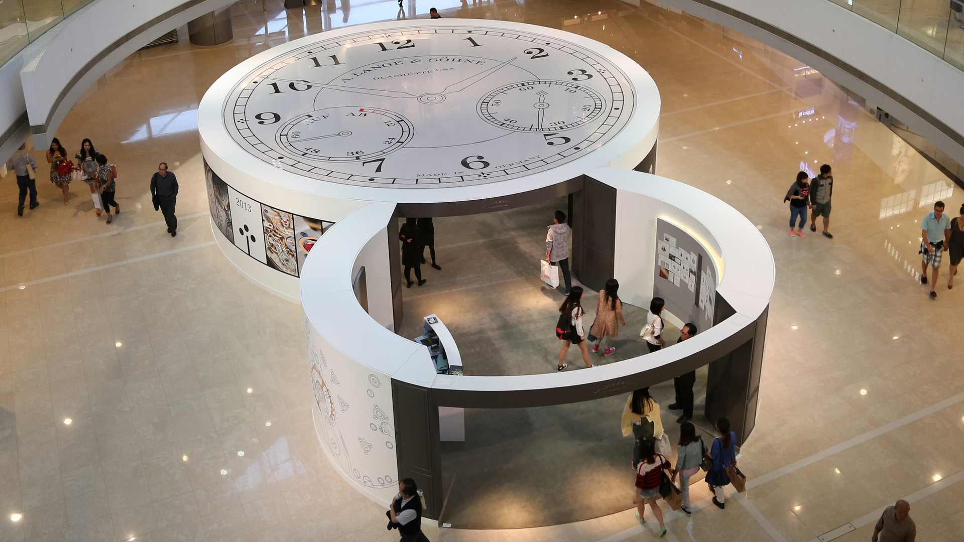 A. Lange & Söhne  Pop Up _ IFC2