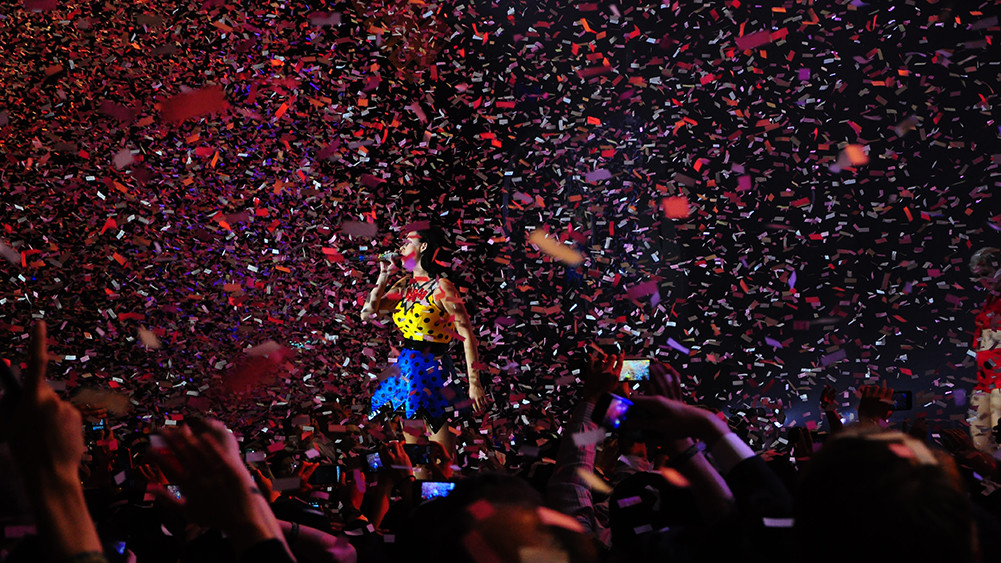 Katy Perry _ CLSA Event