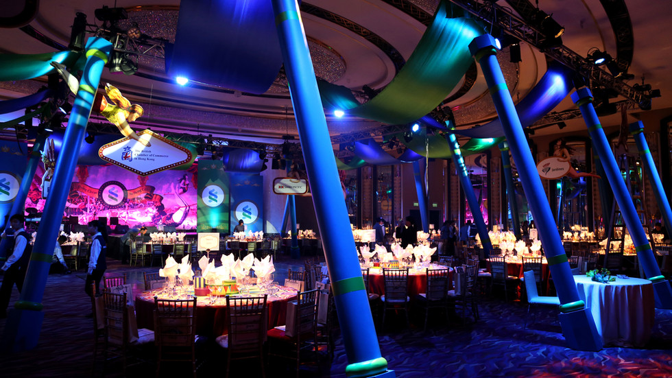 British Chamber of Commerce Annual Ball.