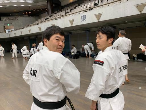 都民大会で大田区男子が優勝、女子も第2位と優秀な成績をおさめました🎊