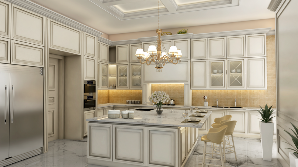 LUXURY KITCHEN SANTA MARIA