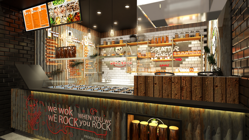 WOK AND ROCK
