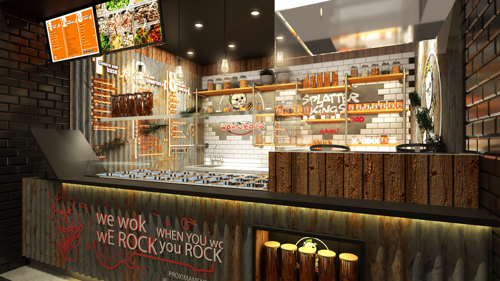 WOK AND ROCK COCO MARKET