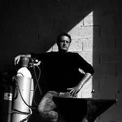 Christophe Batardière - Sculpteur Métal - Angers - Pays de Loire - France
