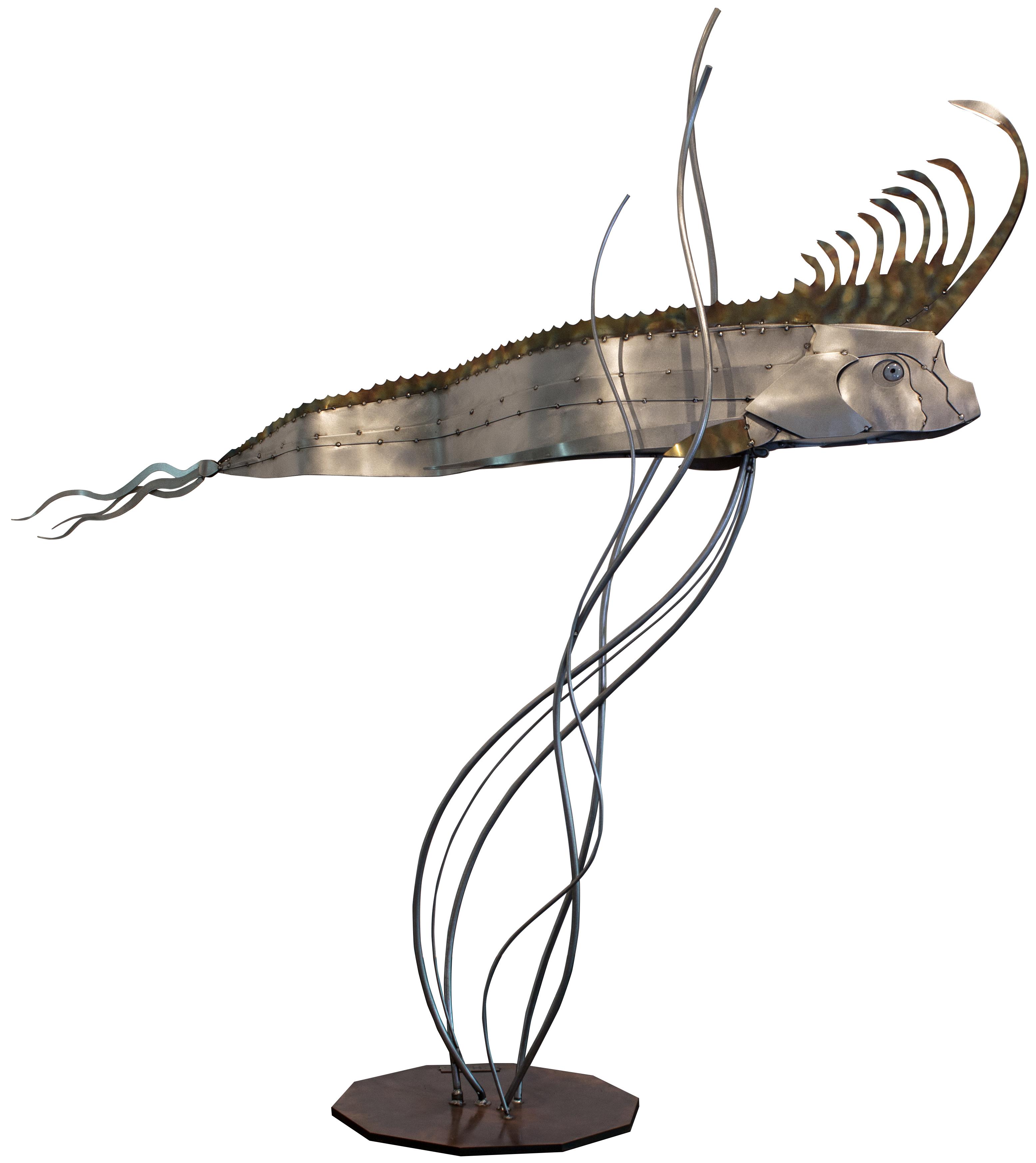 Regalec - sculpture métal
