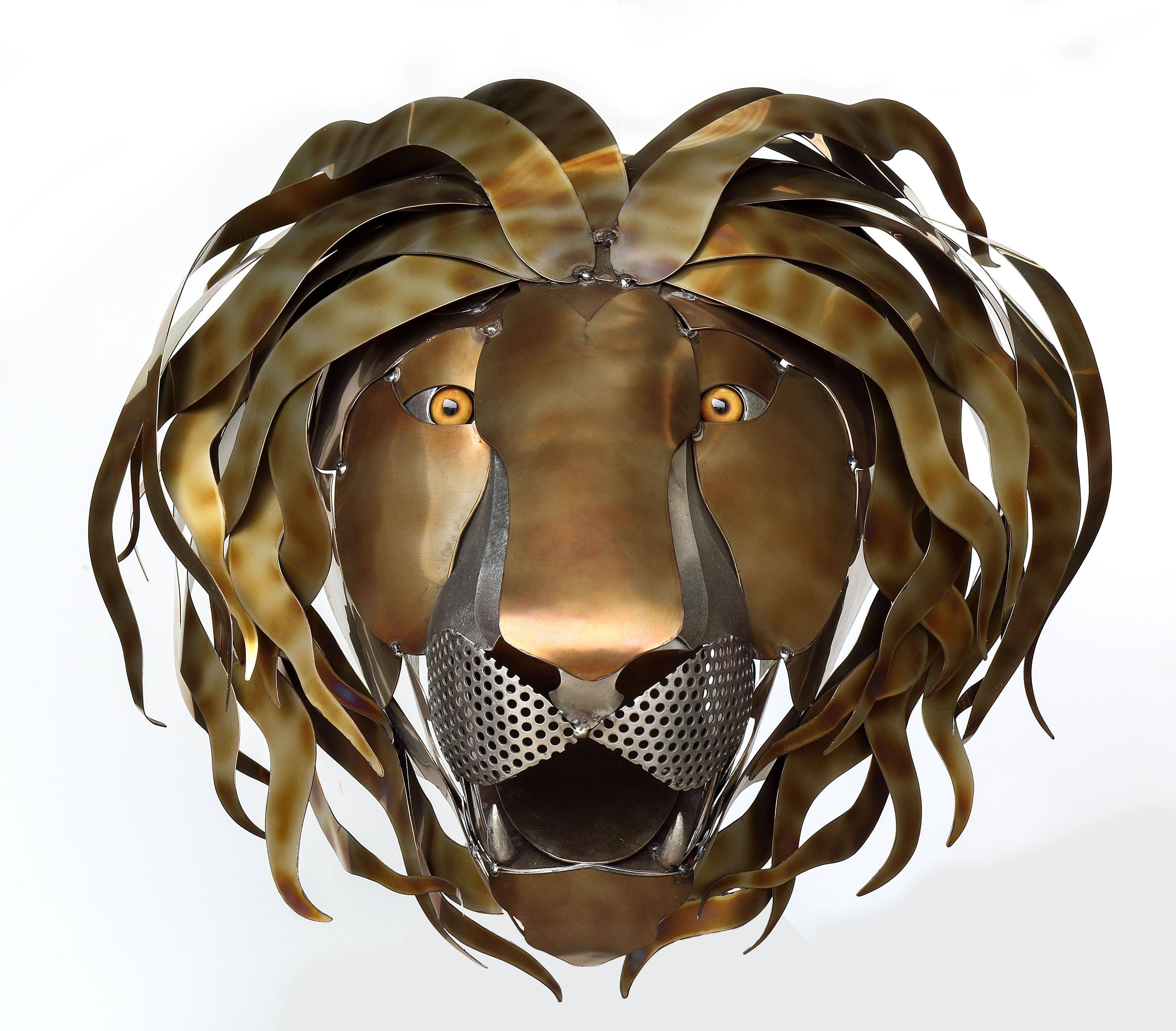 Lion (applique murale)