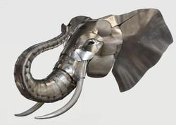 Eléphant (Applique Murale)